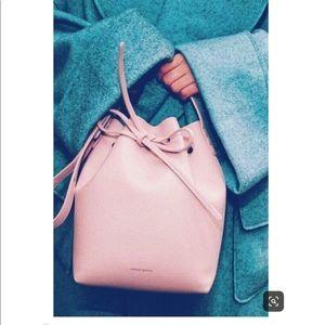 Handbags - Light Pink Adorable Bucket Bag